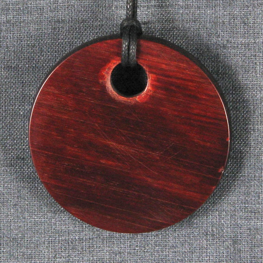 Dymalux wooden pendant necklace rosewood and charcoal zen cart dymalux wooden pendant necklace rosewood and charcoal mozeypictures Images